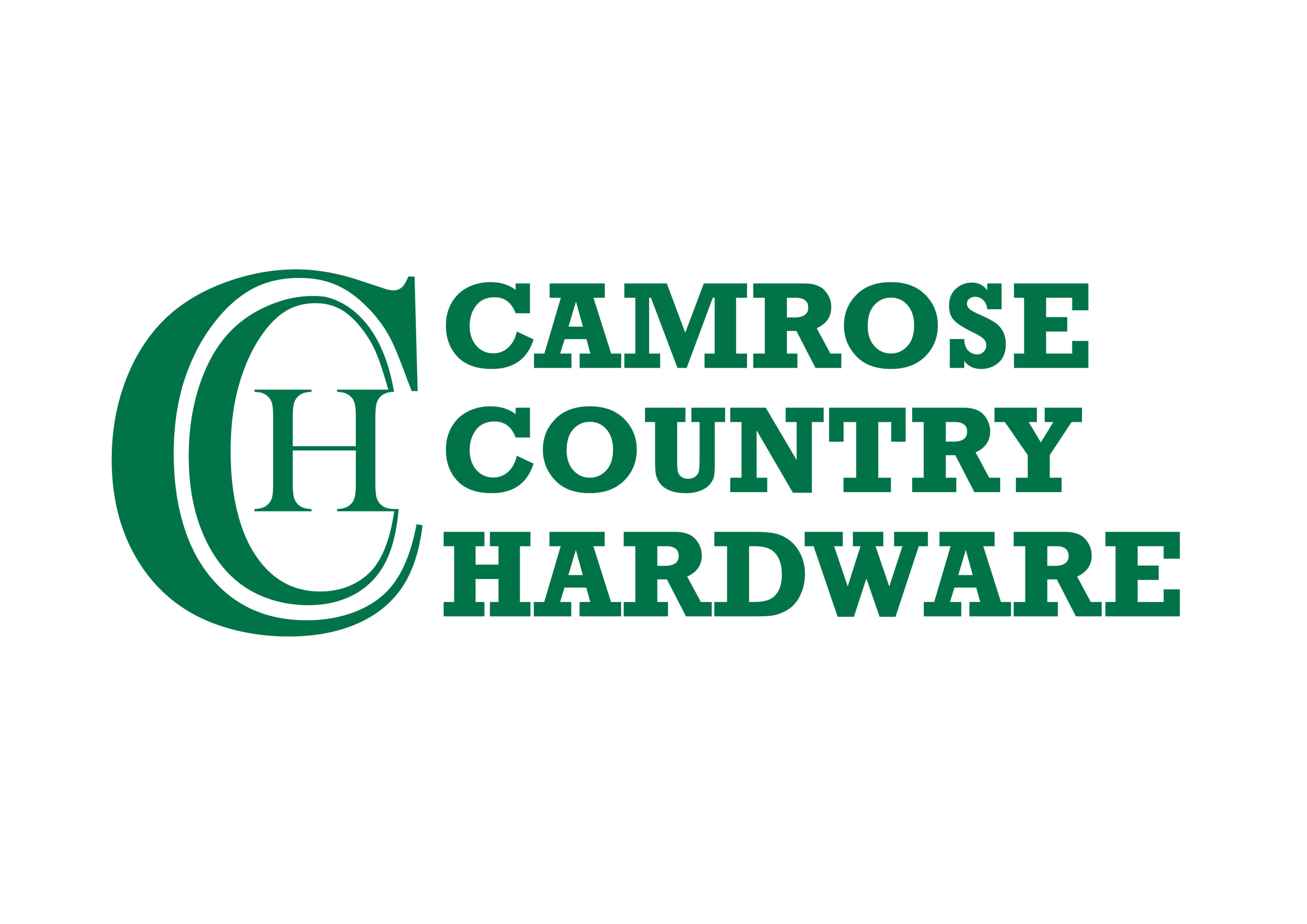 Camrose Country Hardware