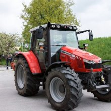 Tractor & Vehicle