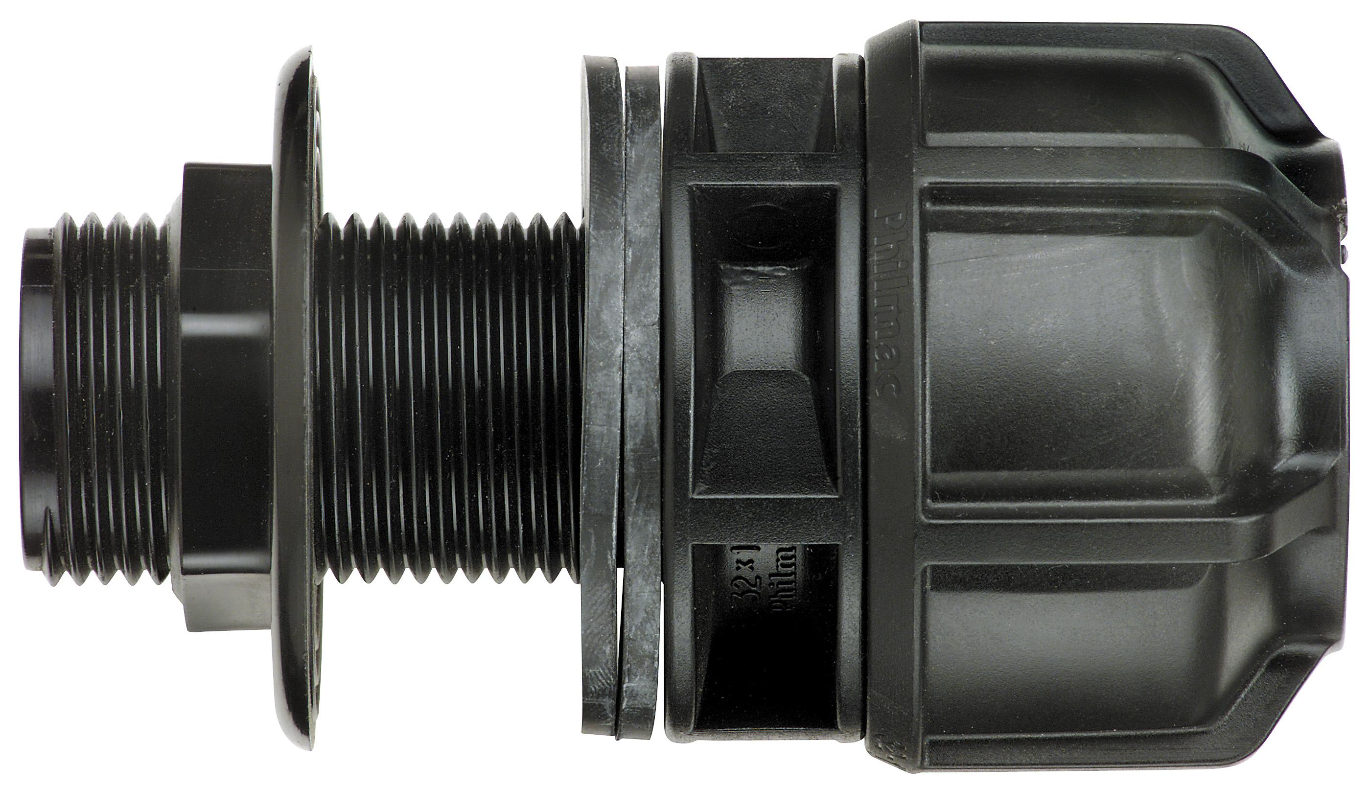 Tank Connector Assembly