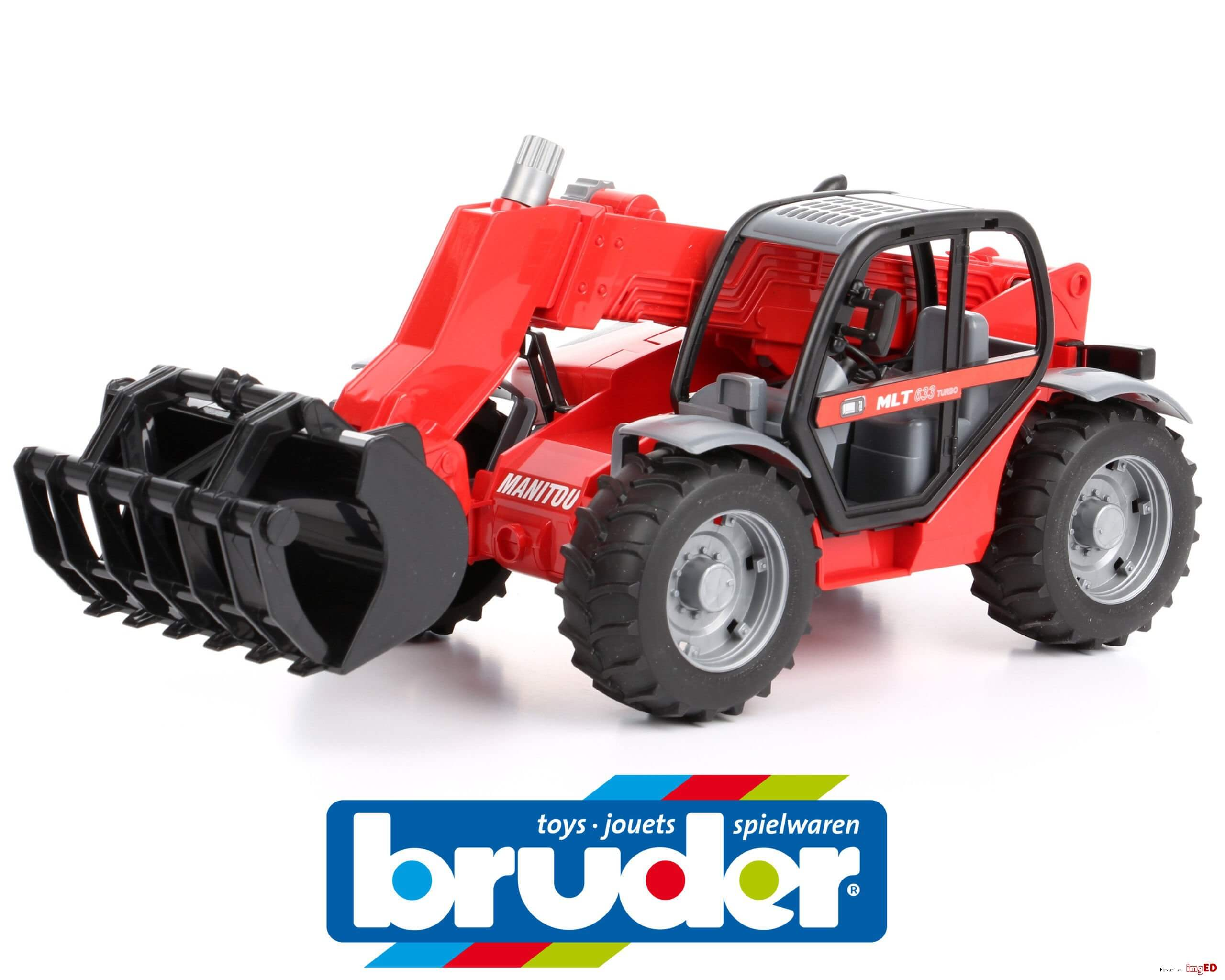 Bruder Manitou Loadall Camrose Country Hardware