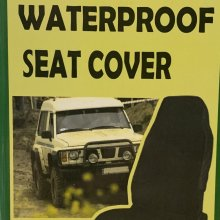 Seat Cover Rear