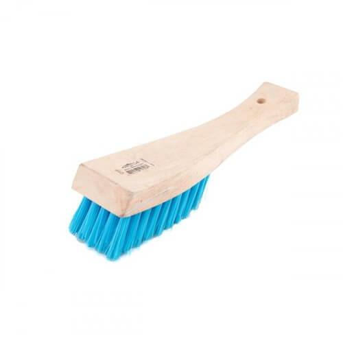 Blue Wooden Hand Brush
